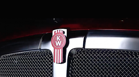 Kenworth Trucks T610 Music Reveal